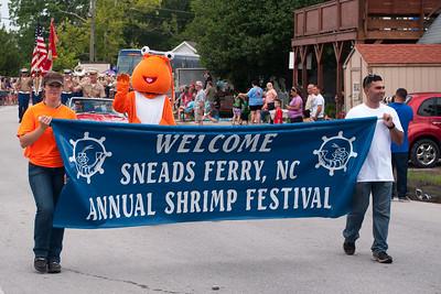 2014 Shrimp Festival Banner
