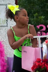 2014 Shrimp Festival Abby Cheerleading