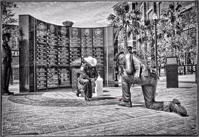 Jacksonville Police Memorial 2018