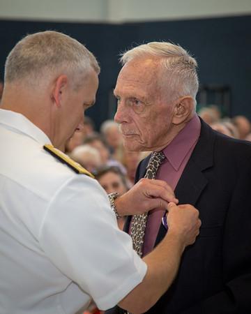 JSC Charles Elder Purple Heart 2015