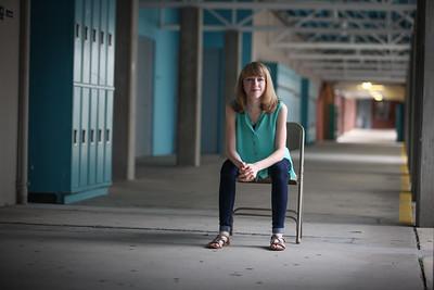 Alex's Senior Portraits