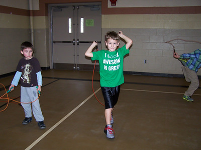 Jump Rope for Heart 2015