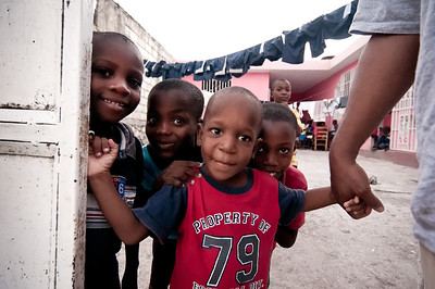 Vie De France Grade School and Grace Church, Jacmel, Haiti 2012