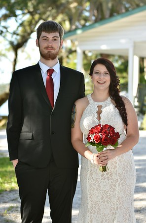 Beautiful wedding at Historical Spanish Point , Osprey FL