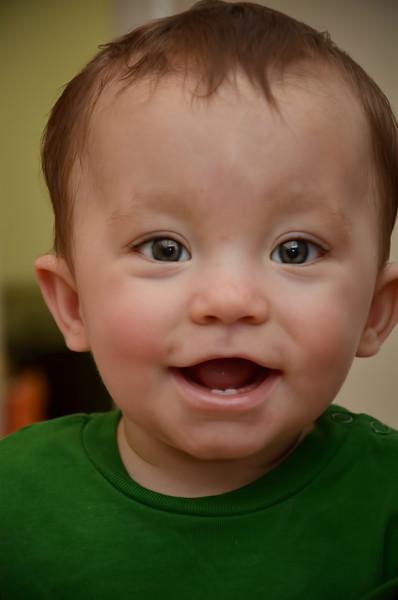 Jacob 10 month