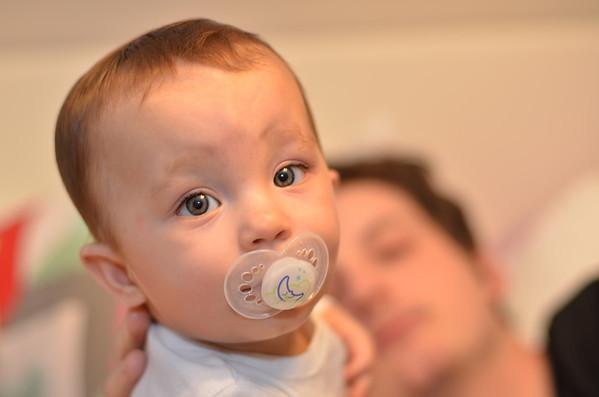 Jacob 9 months