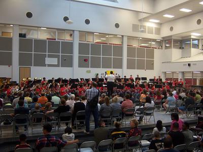 Hendrick Band Concert