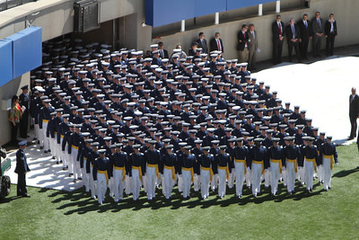 Jacob's Graduation from US Air Force Academy