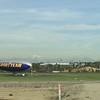 SoCal has so much.  The Goodyear blimp and snow-covered mountains.