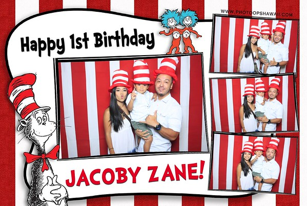 Jacoby's 1st Birthday (Fusion Photo Booth)