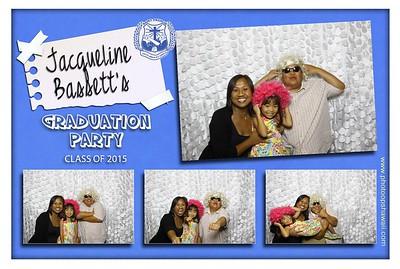 Jacqueline's Graduation (Fusion Photo Booth)
