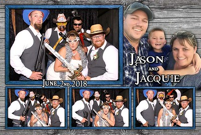 Jacquie And Jason's Wedding