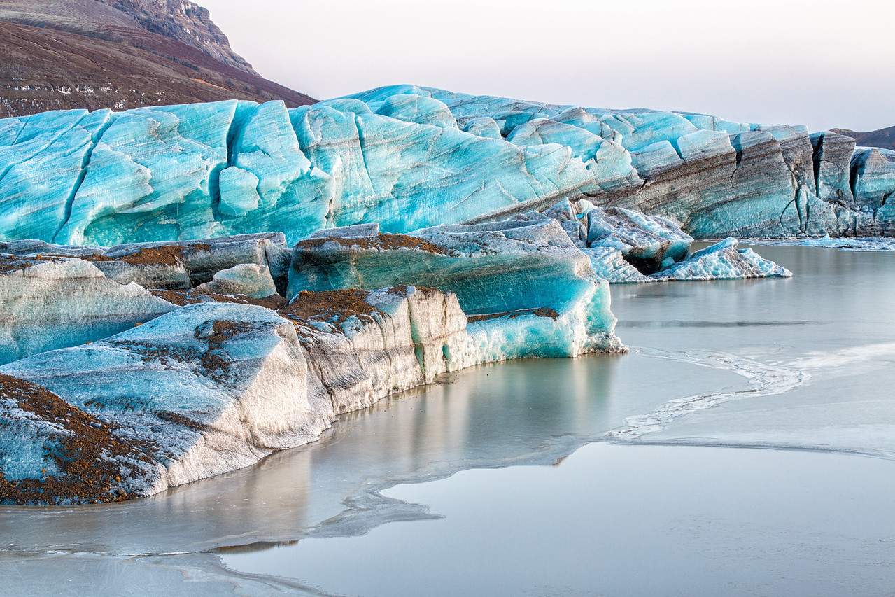 Icelandic Ice Rink