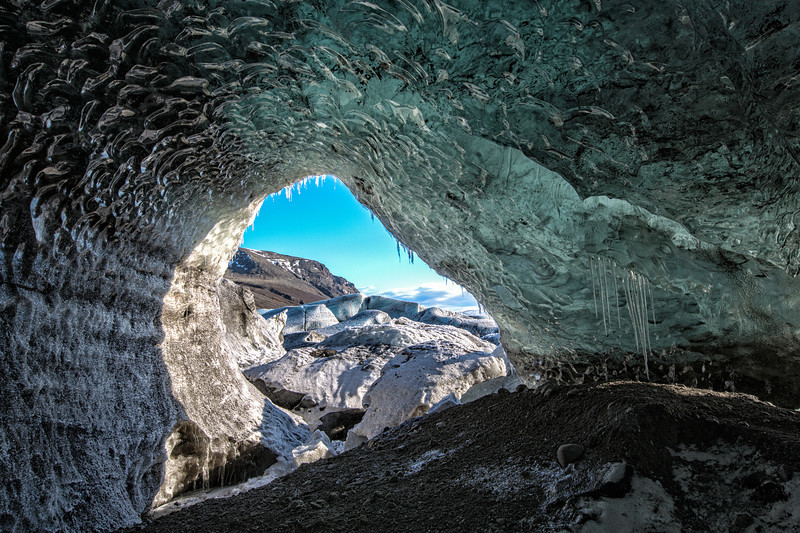 Eye of the Glacier