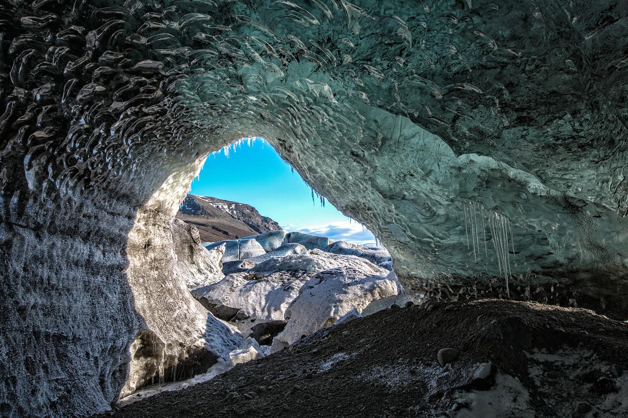 Eye of the Glacier