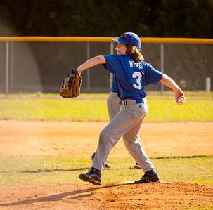 Baseball March 2015