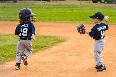 Jaden Early Baseball