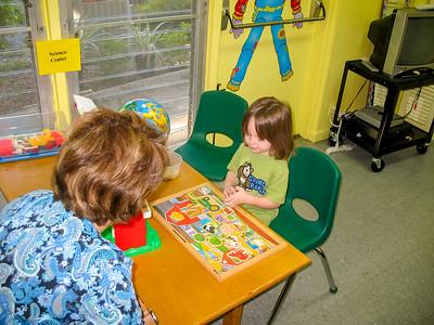 Jaden's Preschool Oct 2009