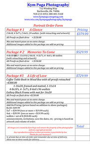 Microsoft Word - Kym Puga Photography Portrait Order Form.docx