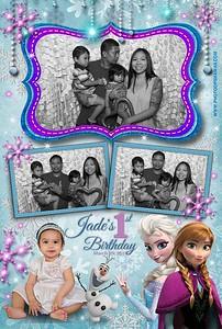 Jade's 1st Birthday (Fusion Photo Booth)