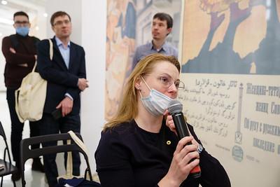 """03.04.2021 - Jadidfest. """"Су"""" темасына лекторий (Фото Салават Камалетдинов )"""