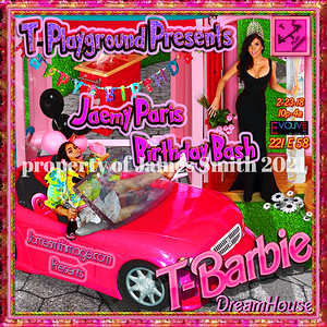 FLYER 2018 BARBIE