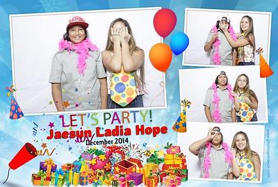 Jaesun's 1st Birthday (Fusion Booth)