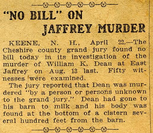 169-'No-Bill'-On-Jaffrey-Murder