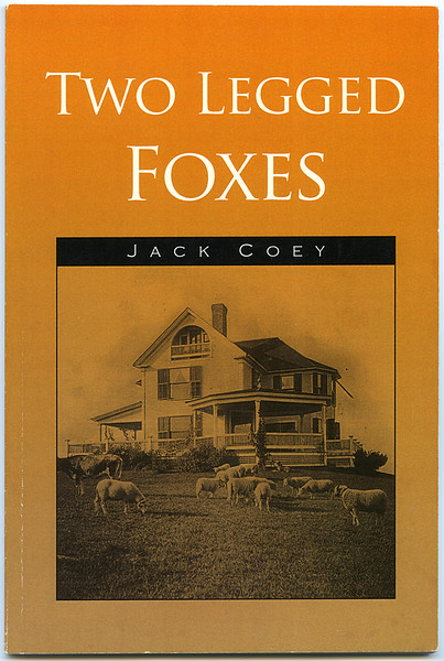 'Two Legged Foxes' by Jack Coey, 2007.