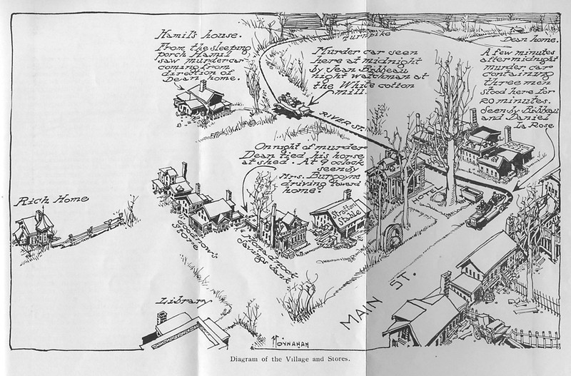 Birdseye view from Bert Ford's book,