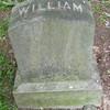 Gravesite of William Dean.