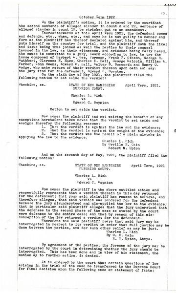 Rich vs Boynton court case Page 10