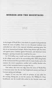 """'Murder and the Mountains' in """"It Happened in New Hampshire"""" by Stillman Rogers, second edition 2012. Page 103."""