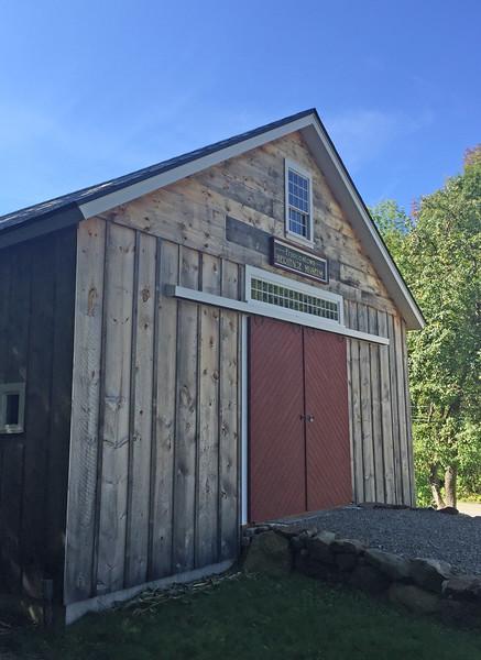 Francestown Heritage Museum. September 9, 2015.