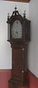Laban Ainsworth tall case clock.