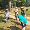 Conant Cemetery Walking Tour, June 18, 2016. #11 Anne Gordon by Emily Preston.