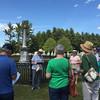 Conant Conant Cemetery Walking Tour, June 18, 2016. #1 John Conant by Emily Preston.