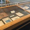 Items in the Stefansson Collection, Dartmouth College, Hanover NH, 2 September 2016. Shackleton exhibit.