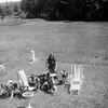 Duval's backyard, Jaffrey. September 1948.