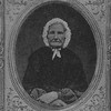 Image of Hannah Davis that appears in vol. I of the Jaffrey Town History.