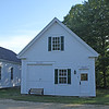 Salisbury NH Hearse House and Museum. August 30, 2016.