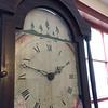 Perkins clock, Fitzwilliam Historical Society. October 8, 2015.
