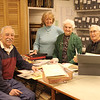 In the Archives: Bruce Hill, Jackie Johnson. Marcie Manning and Dick Boutwell. January 2017.