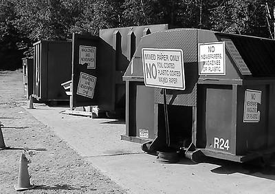 Hollis dump, 2003.