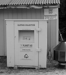 Jaffrey dump, 2003.