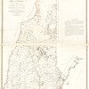 Holland map of NH, 1784.