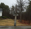 Corner of Gilmore Pond Road and Great Road. March 10, 2016.