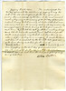 Contract between Ethan Cutter and the Town to ring the bell in the Meetinghouse during 1847 for $20.