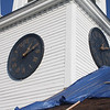 South & east clock faces. September 25, 2017.