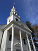 Church of Christ, Norfolk, Connecticut. November 2015.